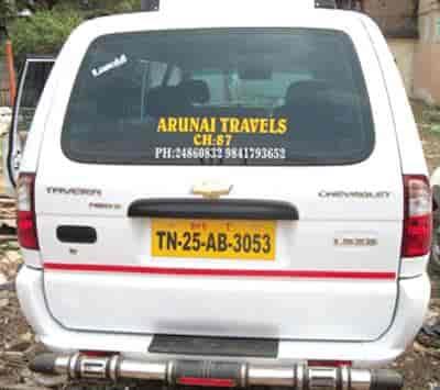 Arunai Travelsdnd Alwarthirunagar Car Hire In Chennai Justdial