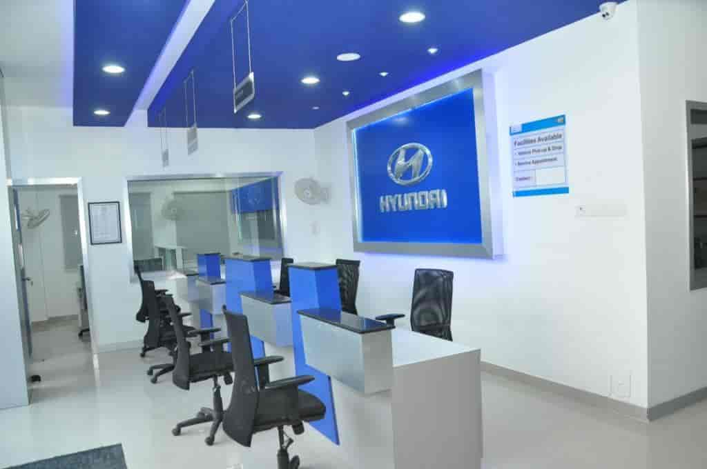 Oman Motors, Poonamallee - Car Repair & Services-Hyundai in