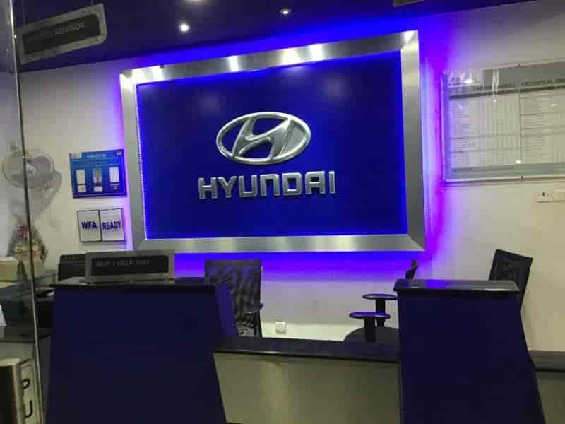 Oman Motors, Poonamallee - Car Repair & Services-Hyundai in