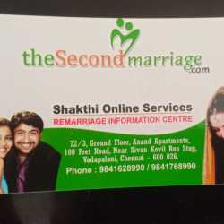 The Second Marriage, Vadapalani - Matrimonial Bureaus For Divorcee