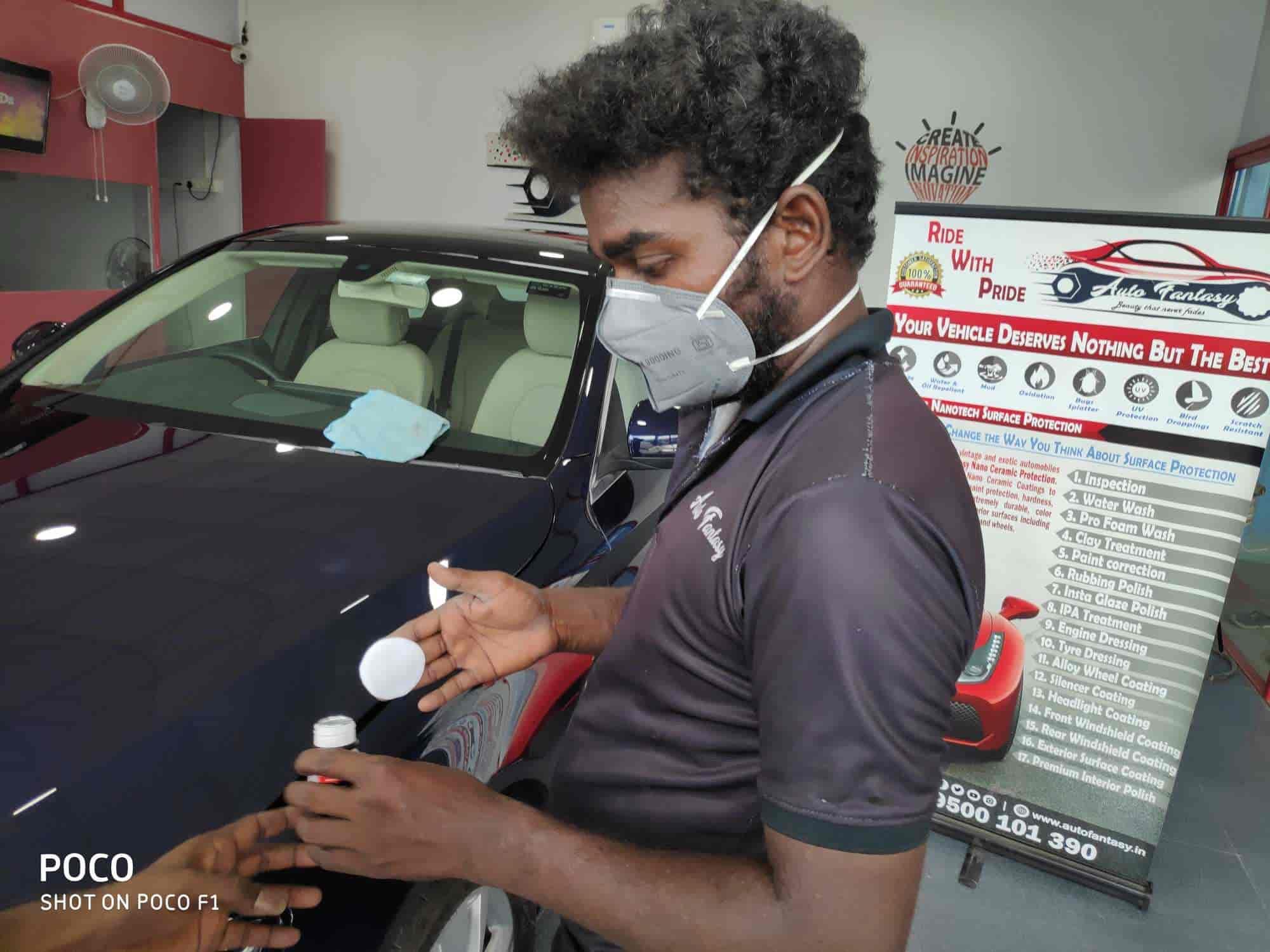 Auto Fantasy, Poonamallee - Car Repair & Services in Chennai