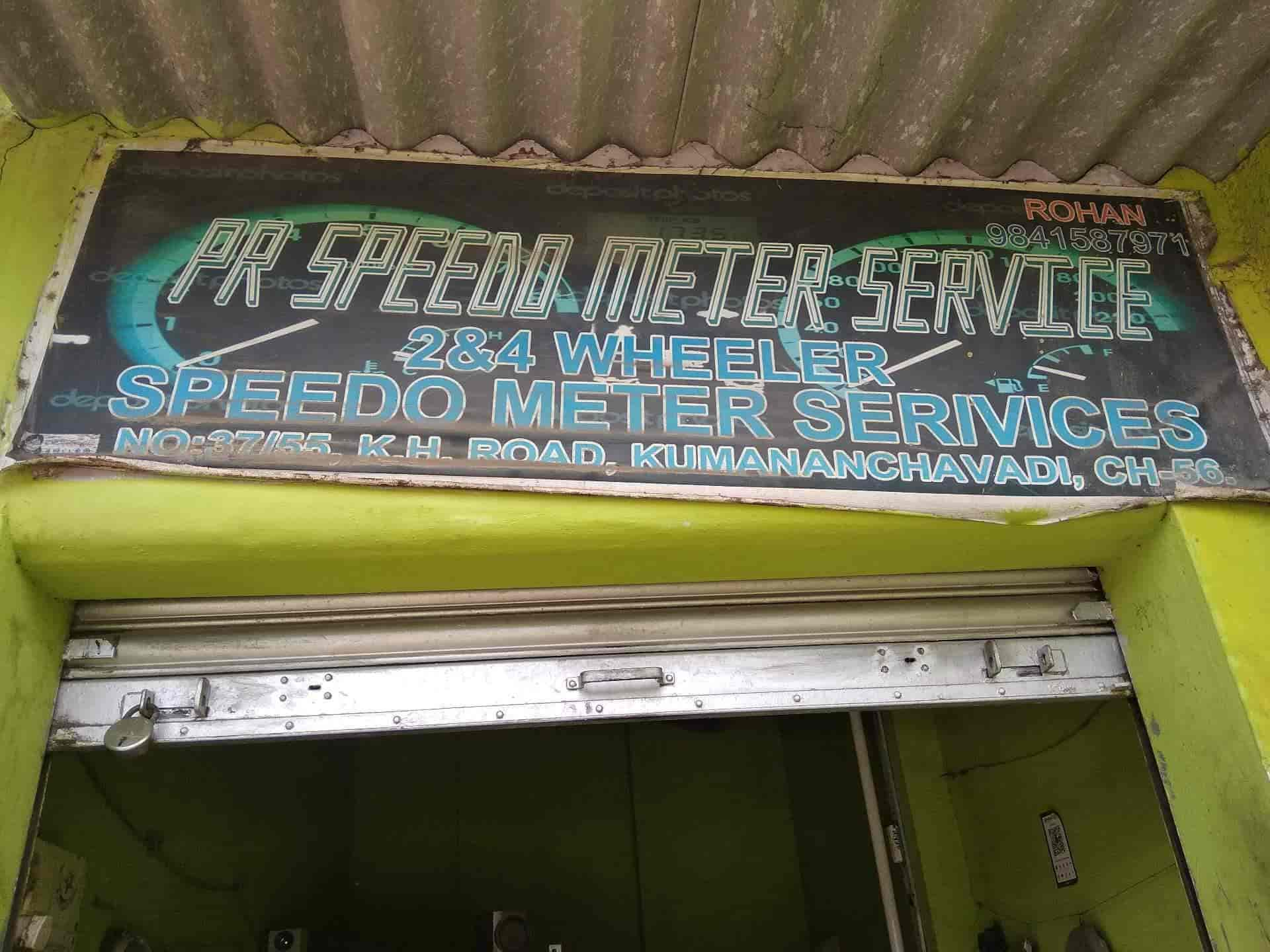 Pr Speedometer Service, Poonamallee - Speedometer Repair