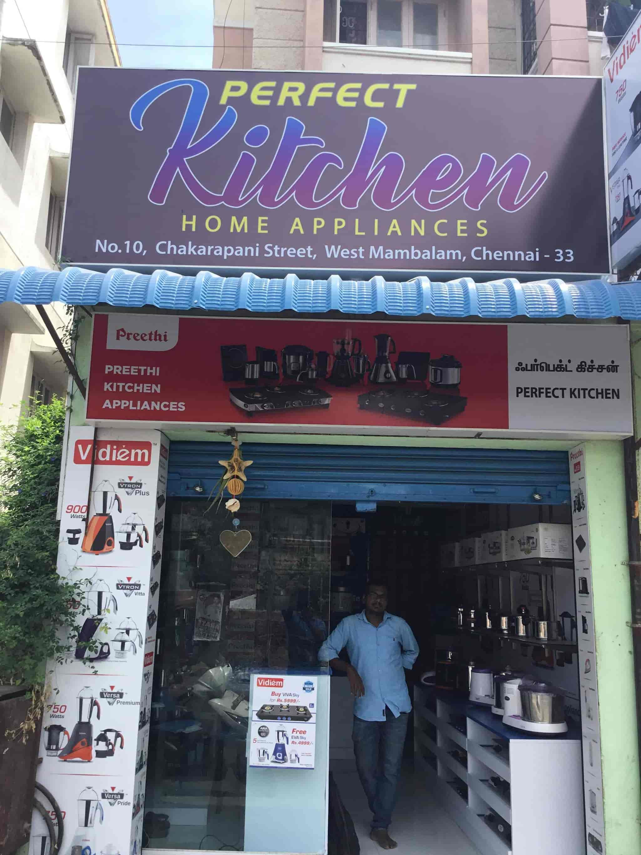 Perfect Kitchen Home Appliances West Mambalam Home Appliance Dealers In Chennai Justdial