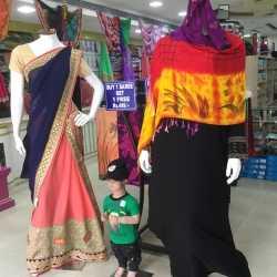 Jesima Family Shop Purasawalkam Dress Material Retailers In