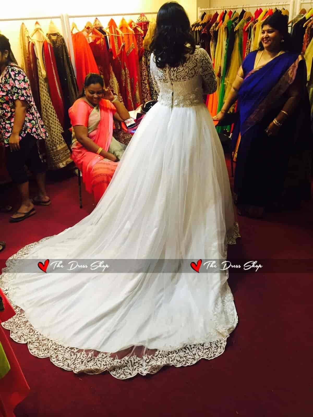 The Dress Shop, Kasturba Nagar-Adyar - Wedding Dress in Chennai ...