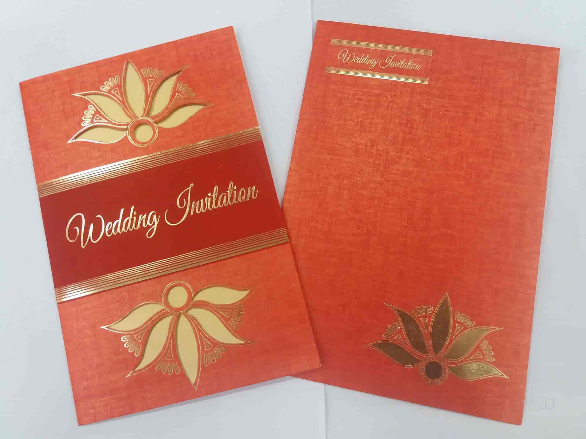 Santhosh Cards - Wedding Card Dealers in Chidambaram - Justdial