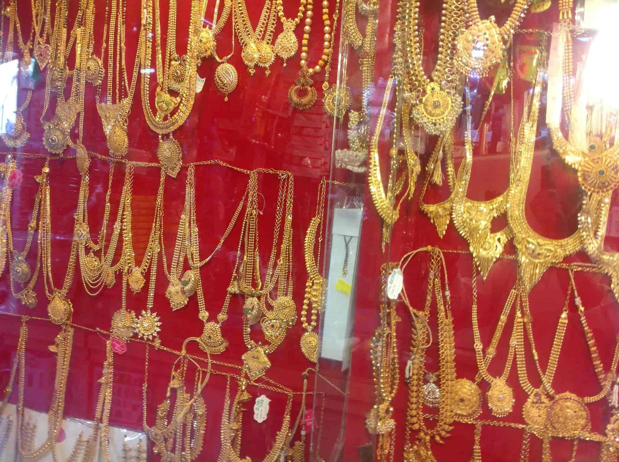 New Priya One Gram Gold Jewellery Photos, Chintamani Bazar
