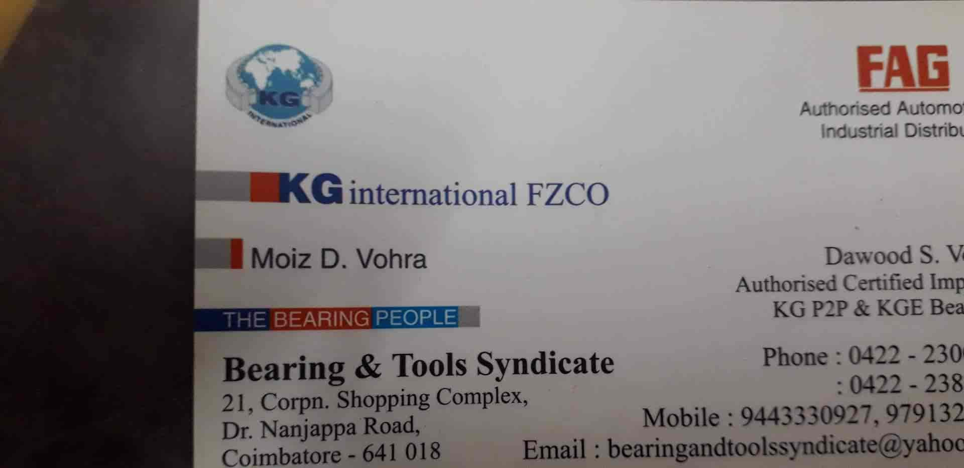 Bearing & Tools Syndicate, Grey Town - Bearing Dealers in