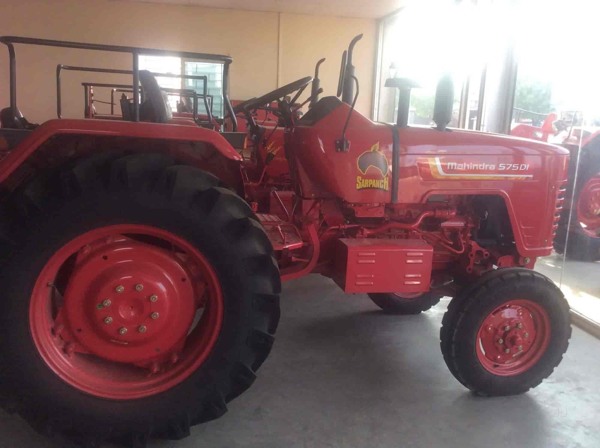 Sree Thangamman Tractors, Neelambur - Tractor Dealers in