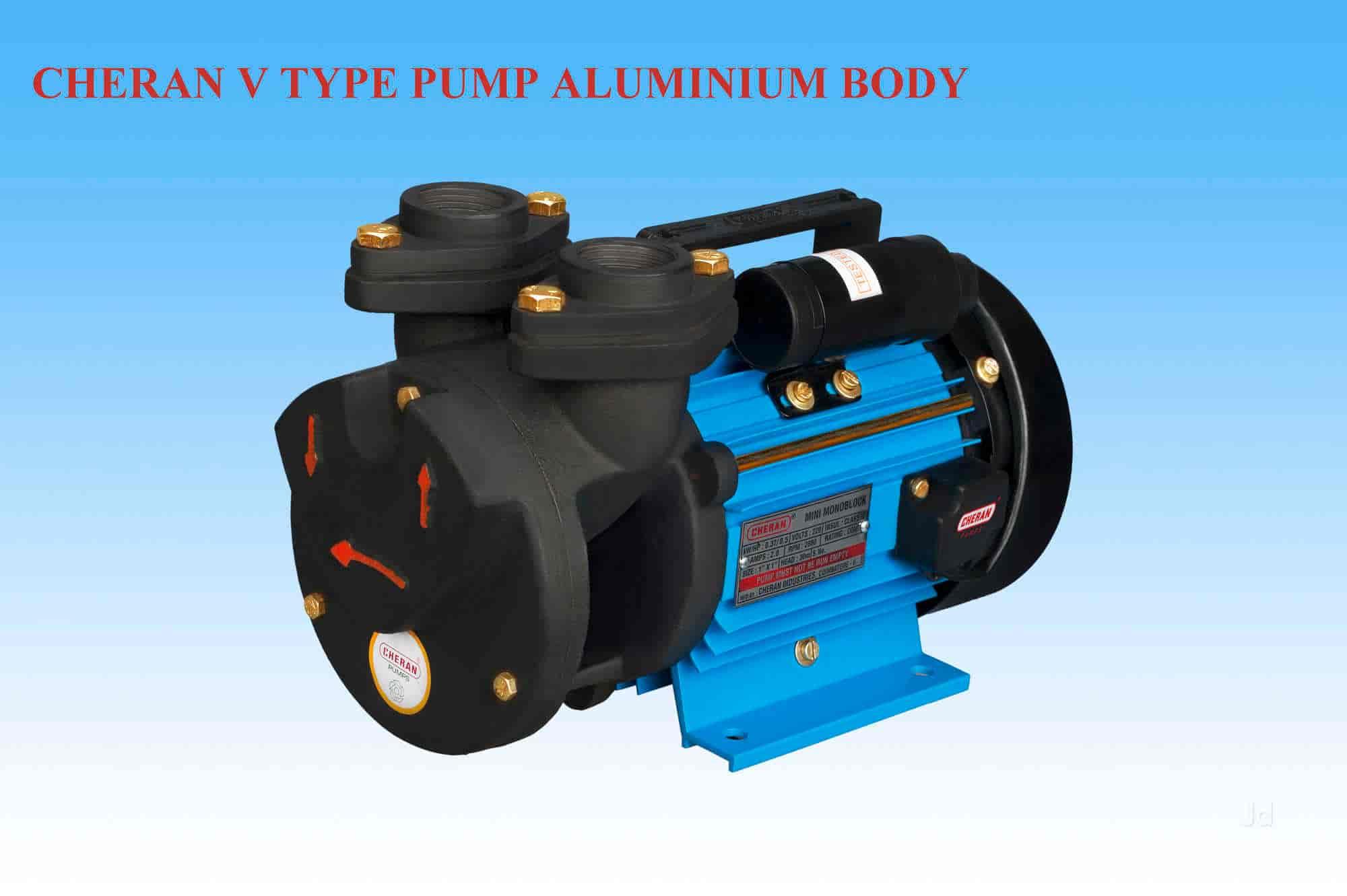 Cheran pumps