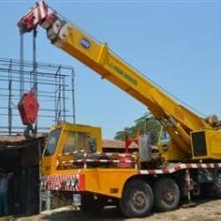 S V V Mobile Crane Services, Coimbatore Central - Cranes On Hire in