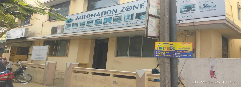 Autozone Sivananda Colony Rolling Shutter Manufacturers In