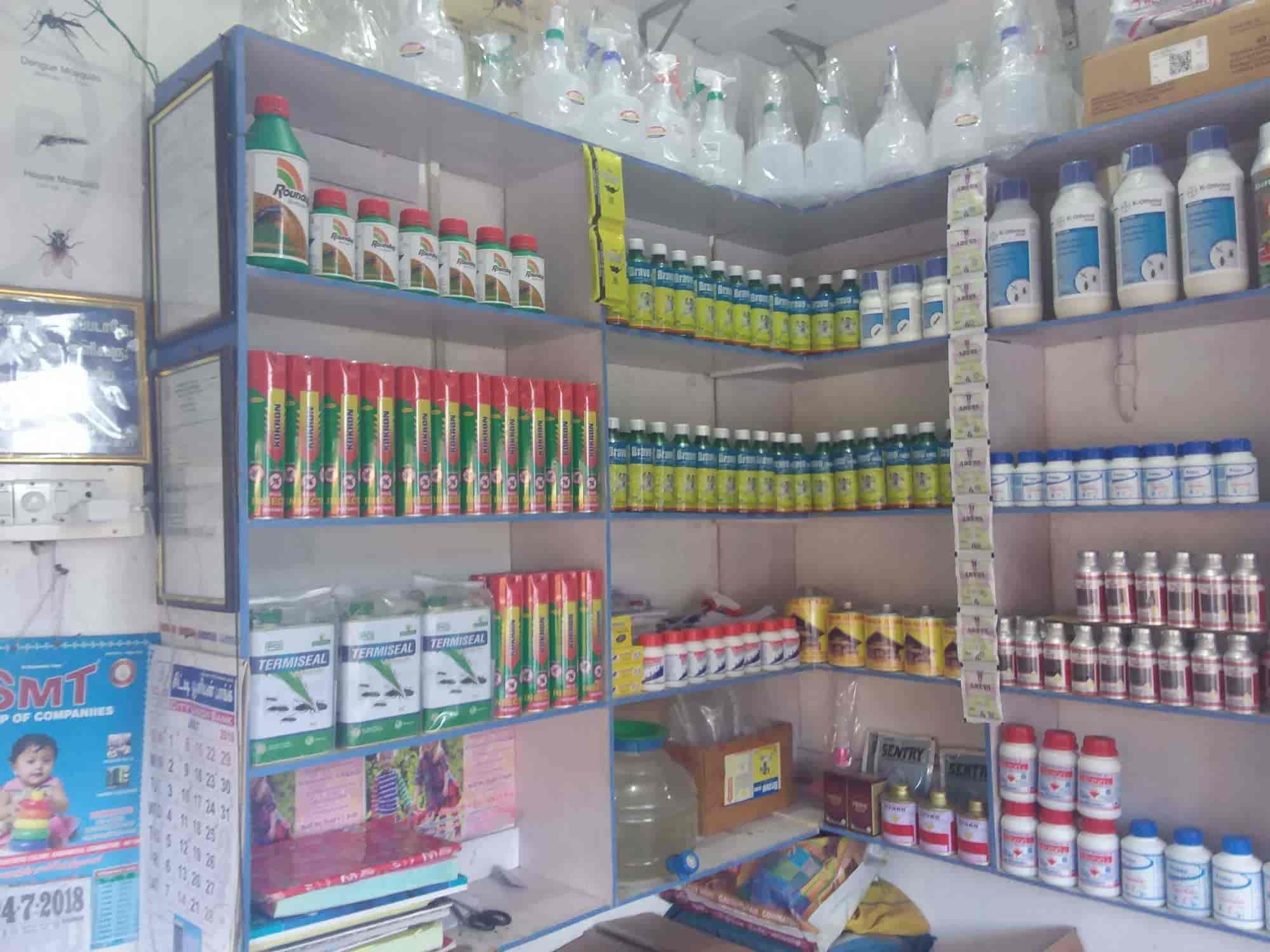 Megiddo Pest Control, Gandhipuram Coimbatore - Pest Control