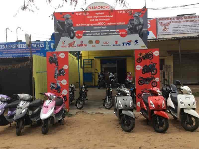 Lovely N.J.Motors, SIDCO Industrial Estate   Motorcycle Dealers Honda In  Coimbatore   Justdial