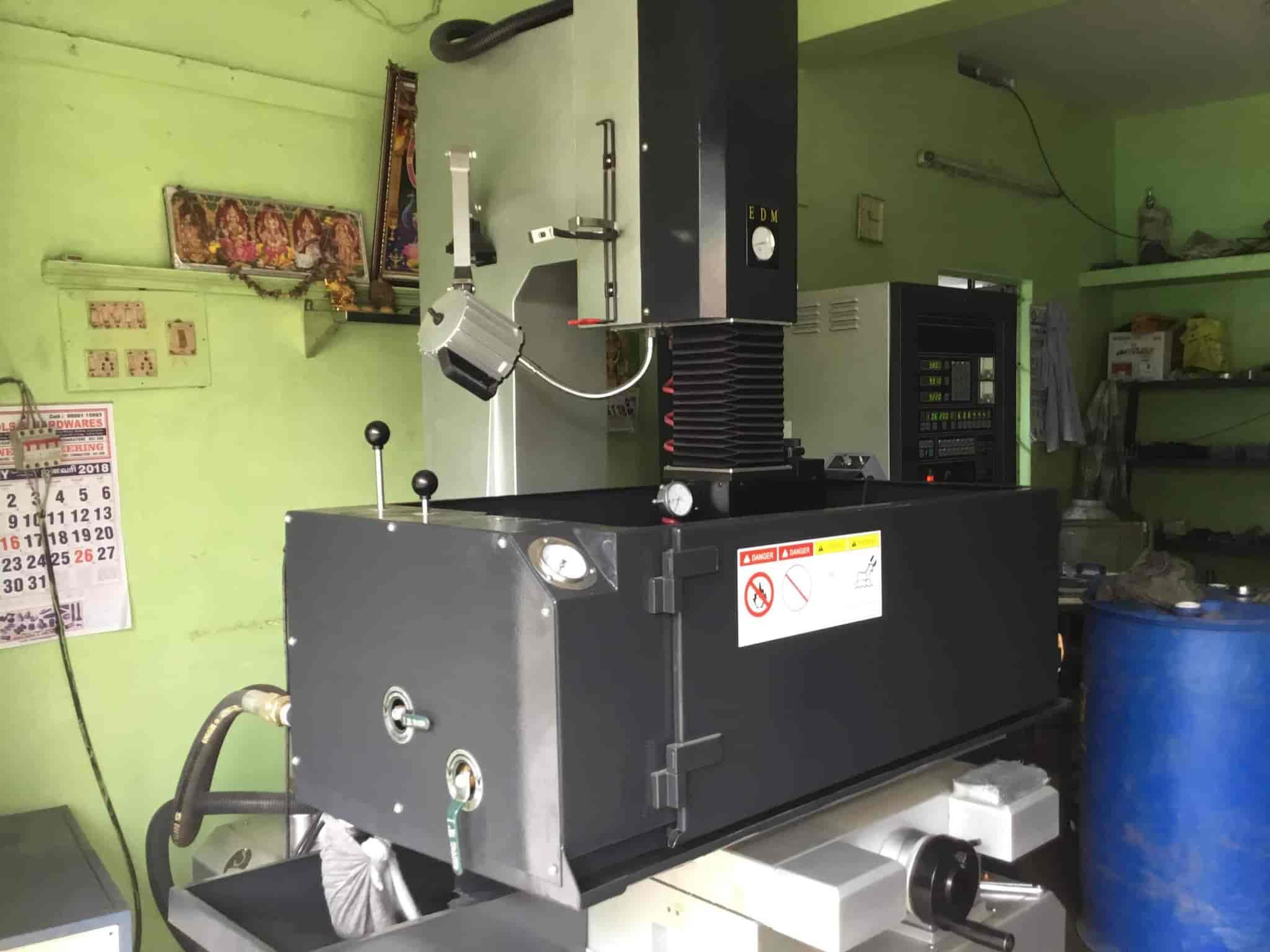 Balu Edm, Ganapathy - Plastic Moulding Die Manufacturers in