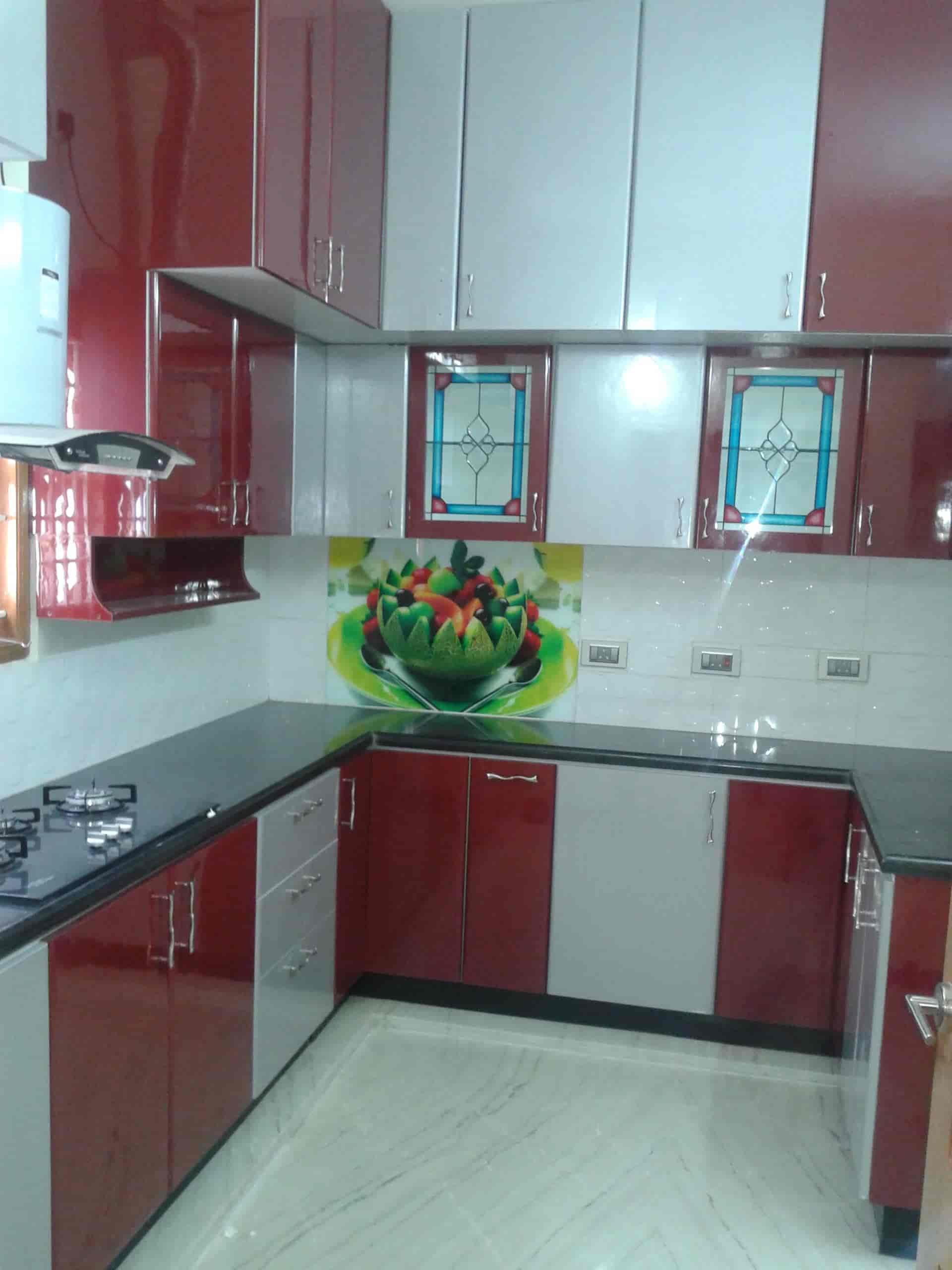 Wifi Interiors, Singanallur - Interior Decorators For Modular ...