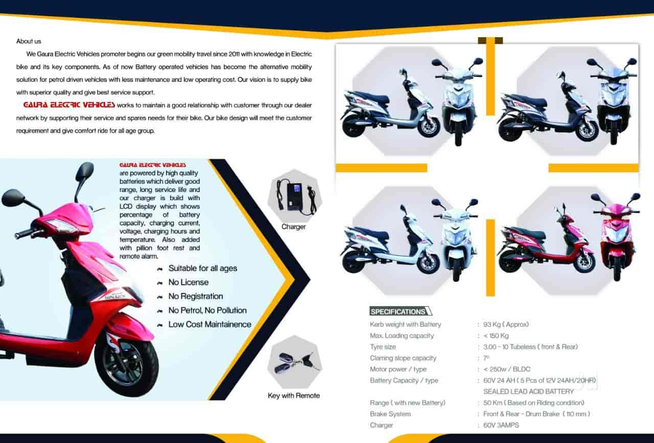Gaura Electric Vehicles, Palani HO - Battery Operated
