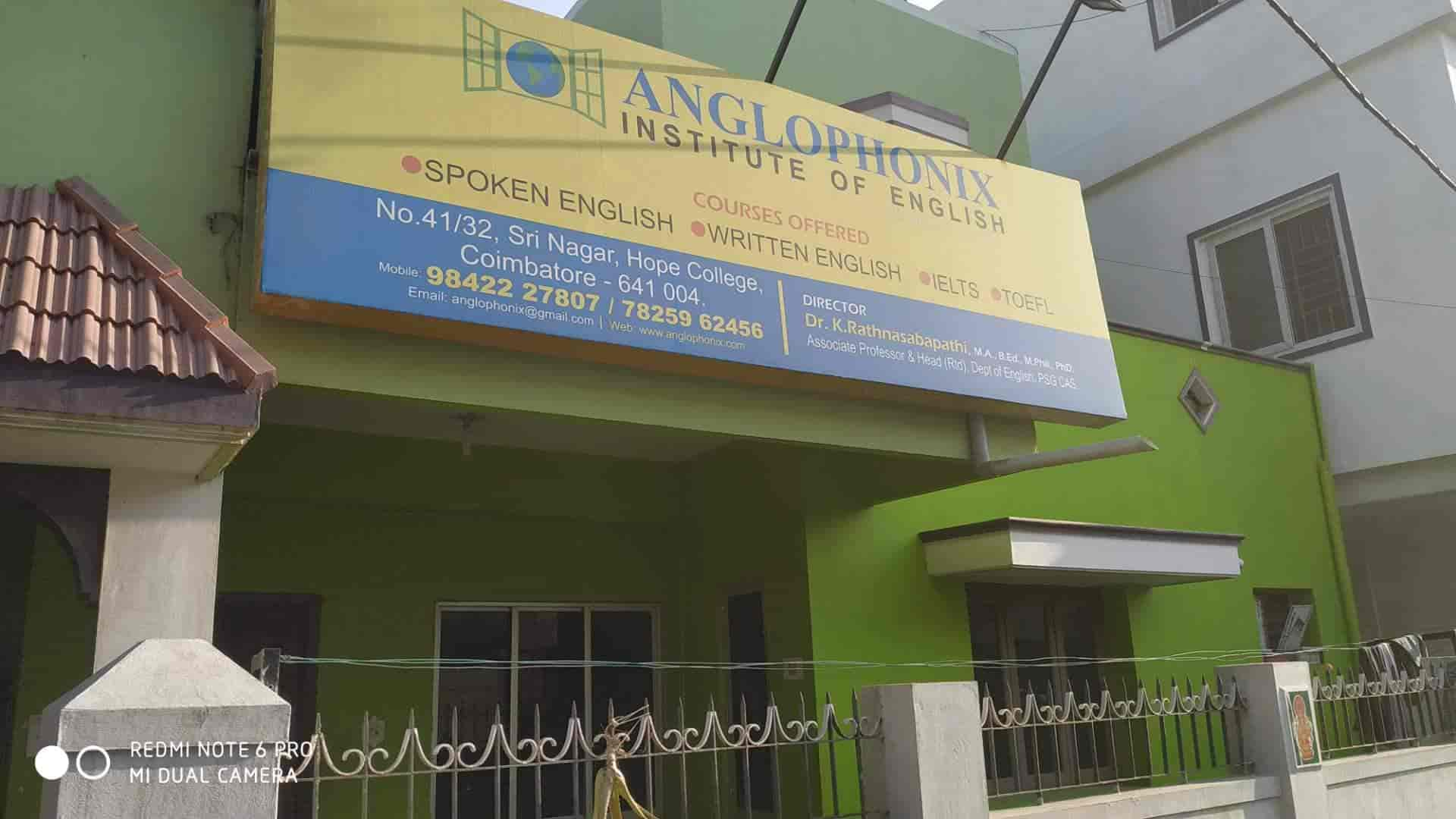 Anglophonix Institute Of English, Hopes - Language Classes