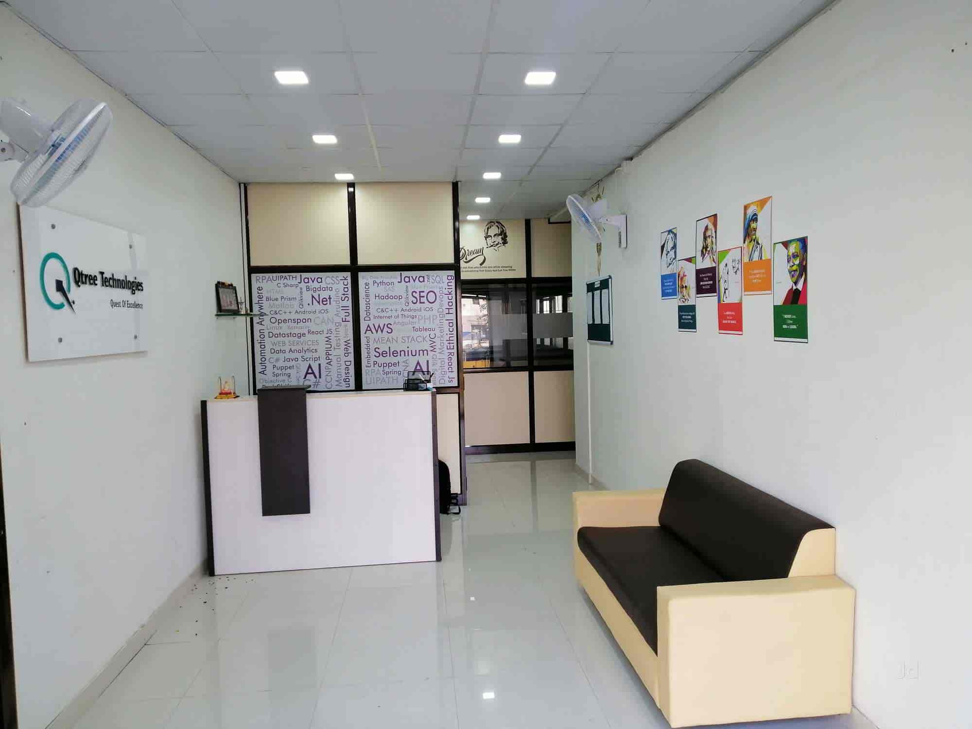 Qtree Technologies, Ram Nagar - Computer Training Institutes in