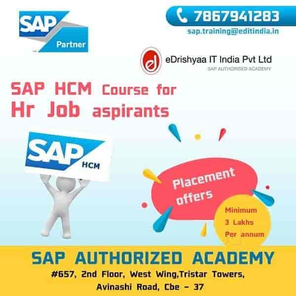 Edrishyaa IT India Pvt Ltd, Papanaickenpalayam - SAP