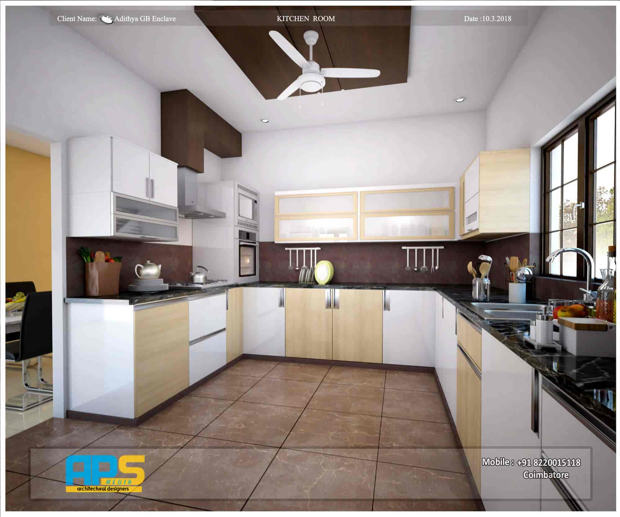 APS Media, Sowripalayam - Architects in Coimbatore - Justdial