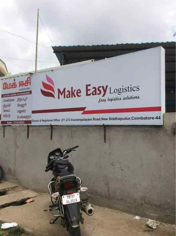 Make Easy Logistic, Sidhapudur - Logistic Services in Coimbatore