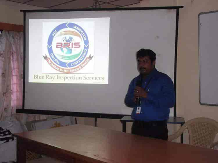 Blue Ray Inspection Service, SIDCO Industrial Estate - Ndt Training