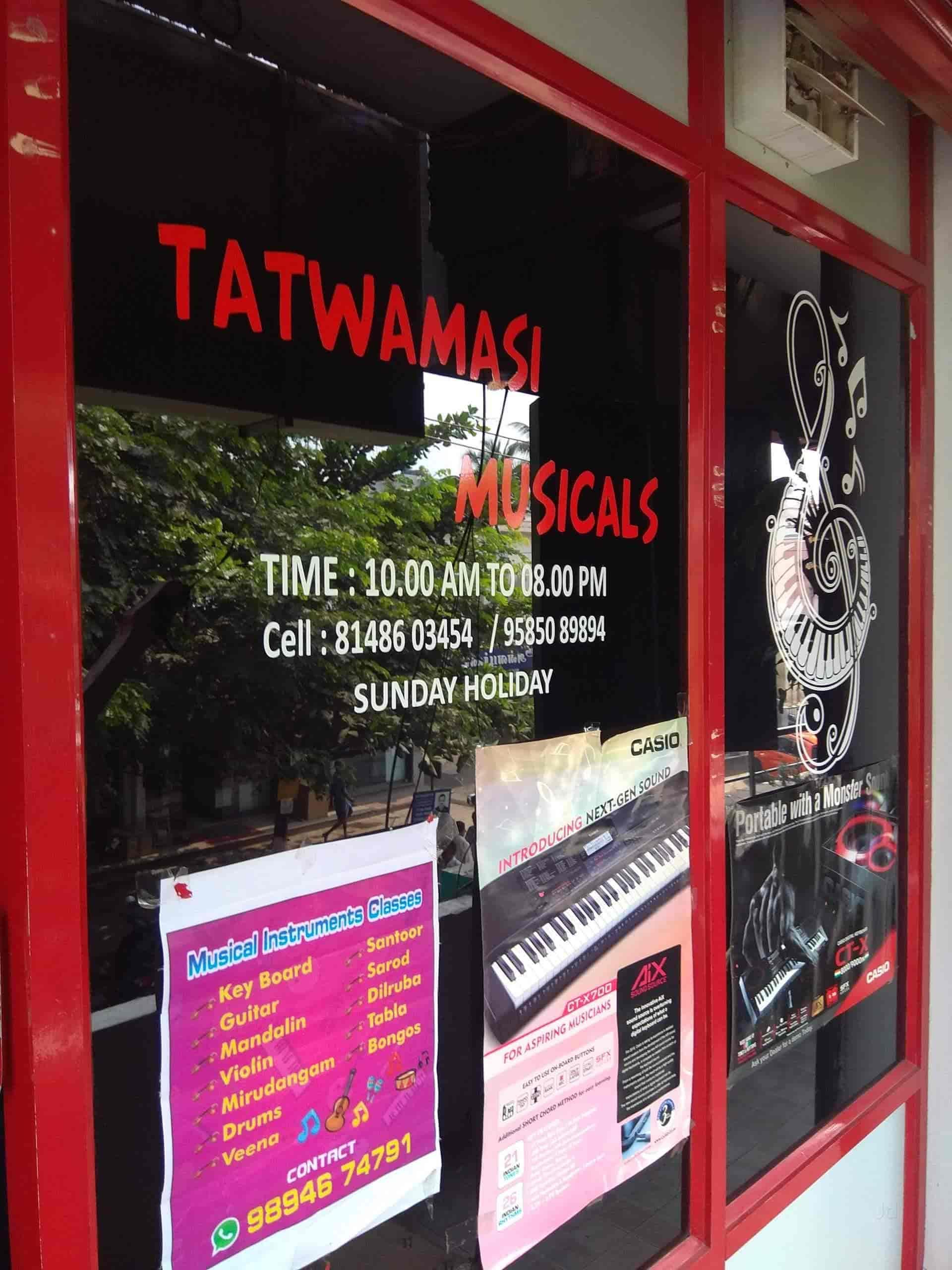 Tatwamasi Musicals, Saibaba Colony - Musical Instrument