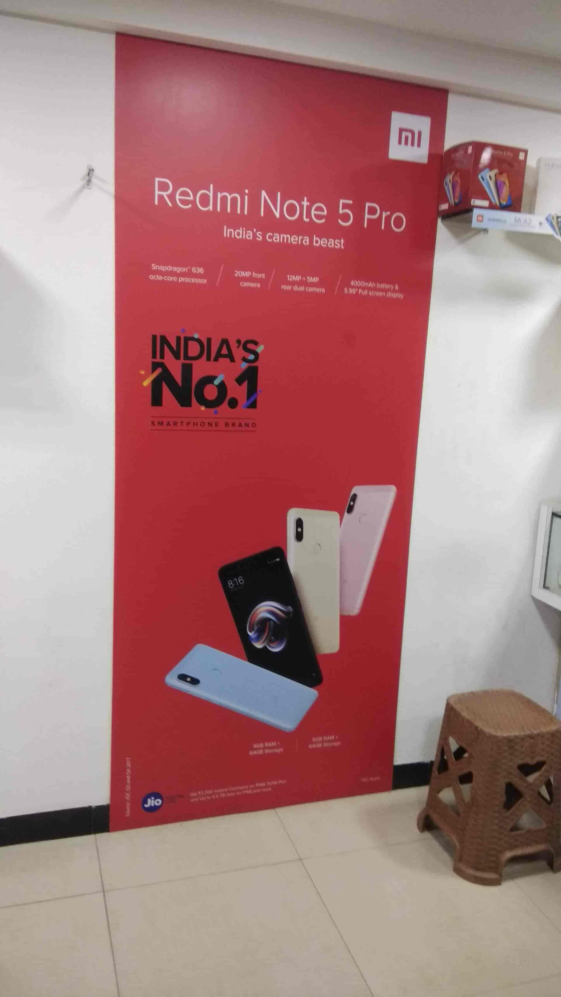 Redmi Store (V-Connect Enterprises), Saibaba Colony - Mobile Phone