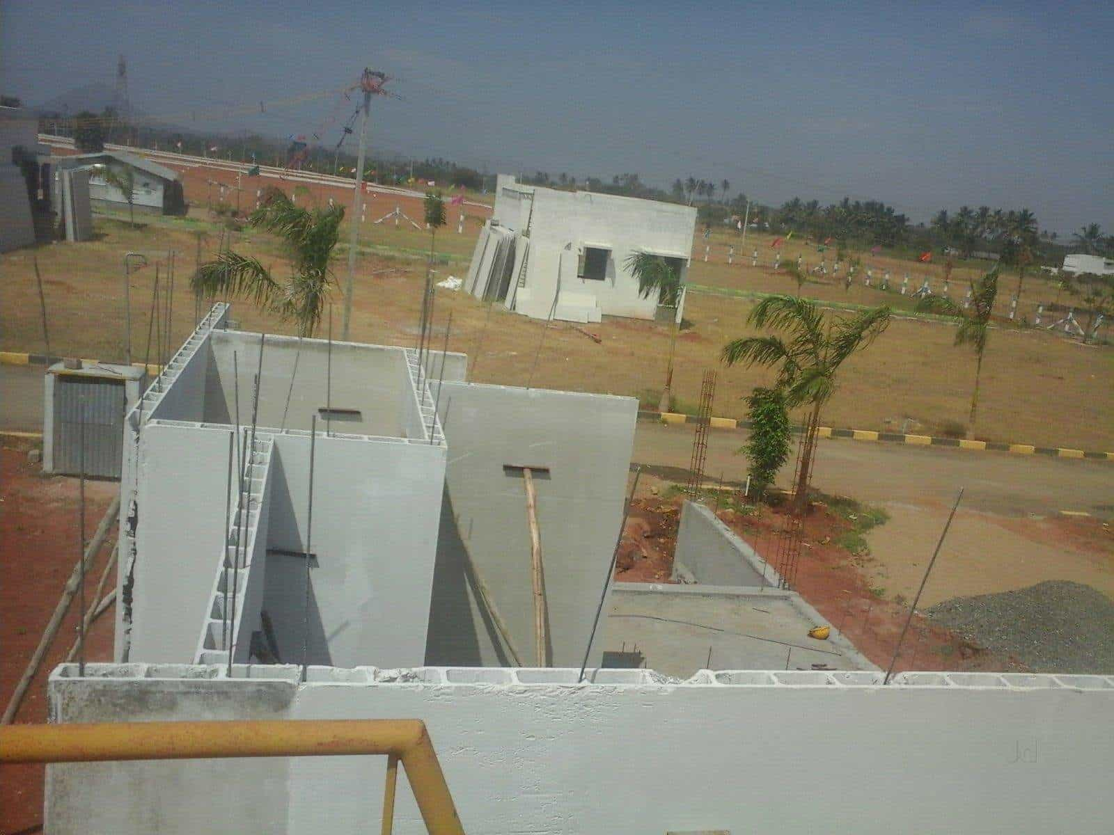 Gfrg Pannel House Construction Coimbatore & Erode, Ramanathapuram
