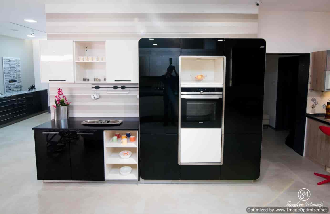 Hacker Modular Kitchens, RS Puram Coimbatore - Modular Kitchen