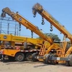 S V V Mobile Cranes, Coimbatore Central - Cranes On Hire in