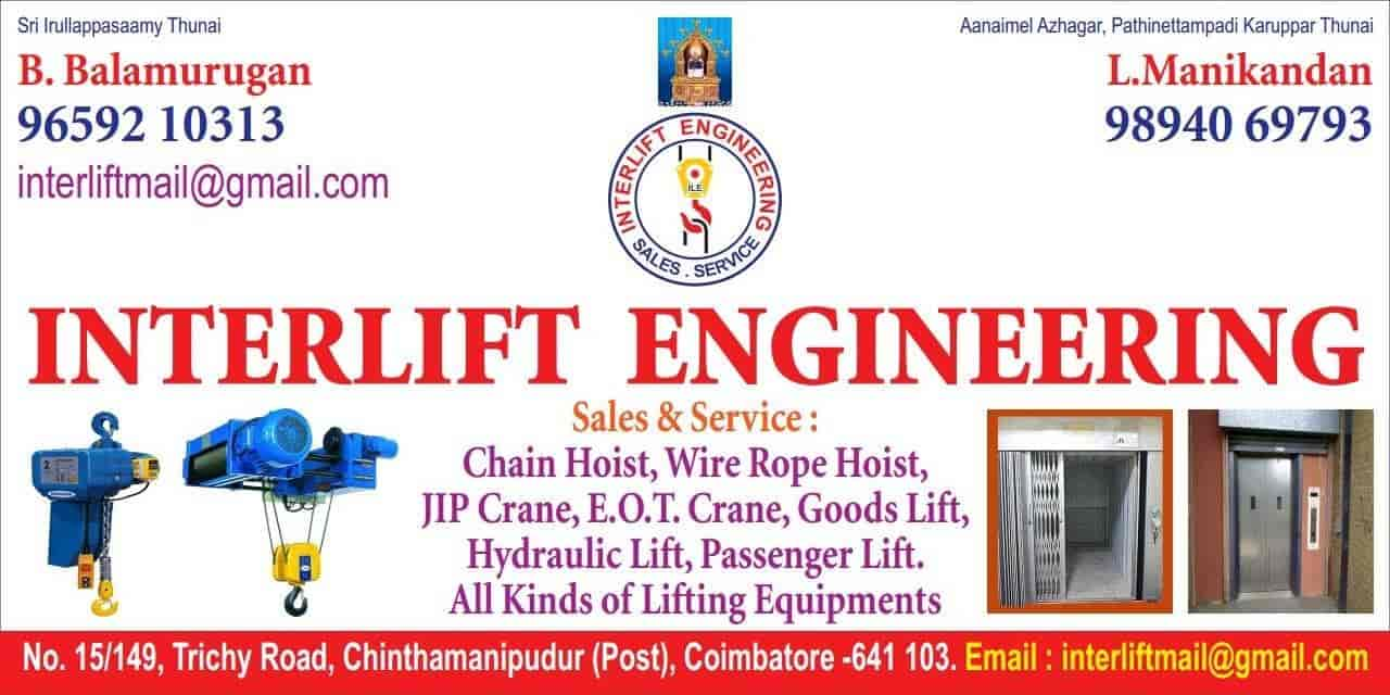Interlift Sales Pte Ltd