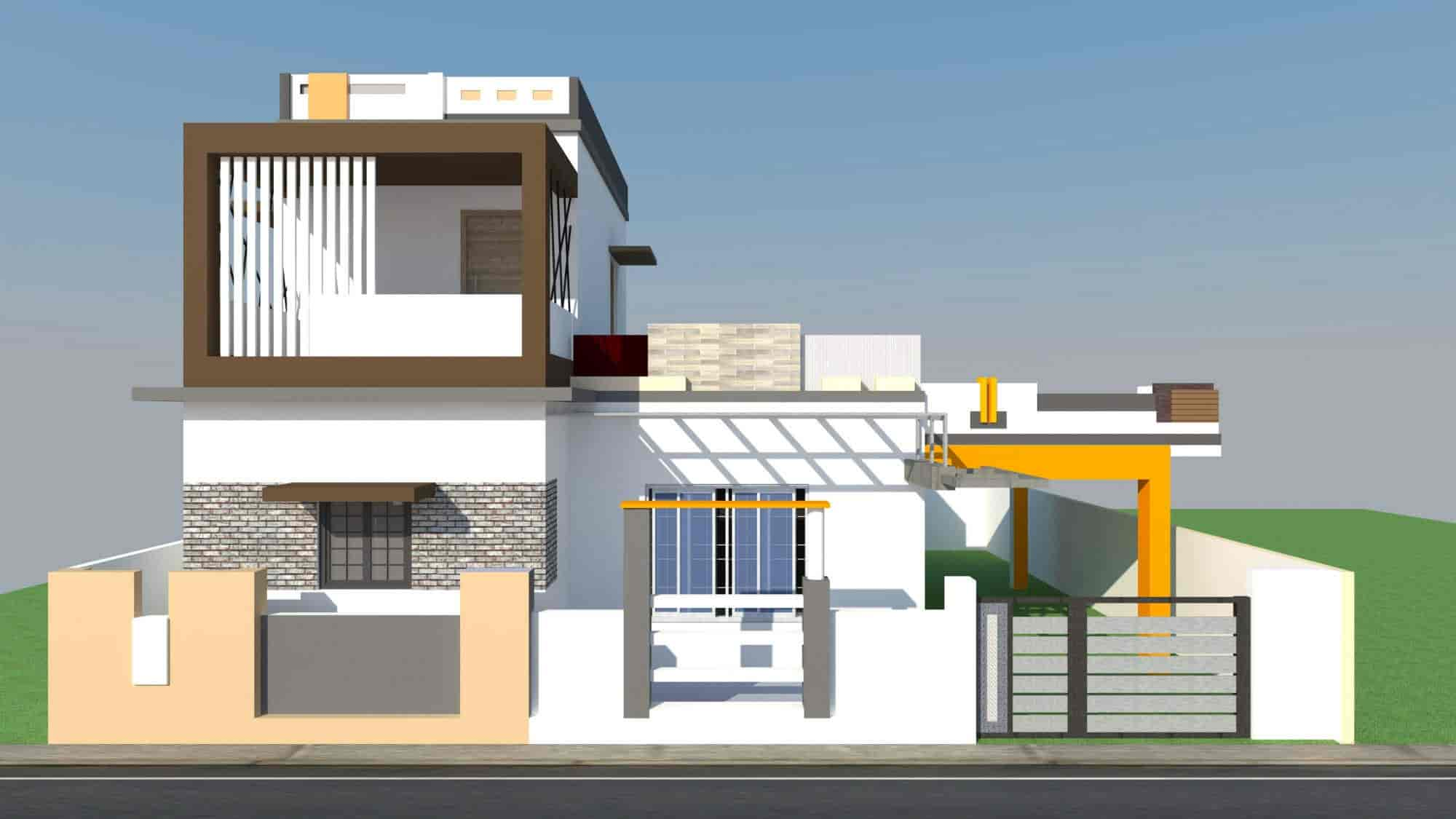 D 4 C Design For Comfort And Construction Saibaba Colony