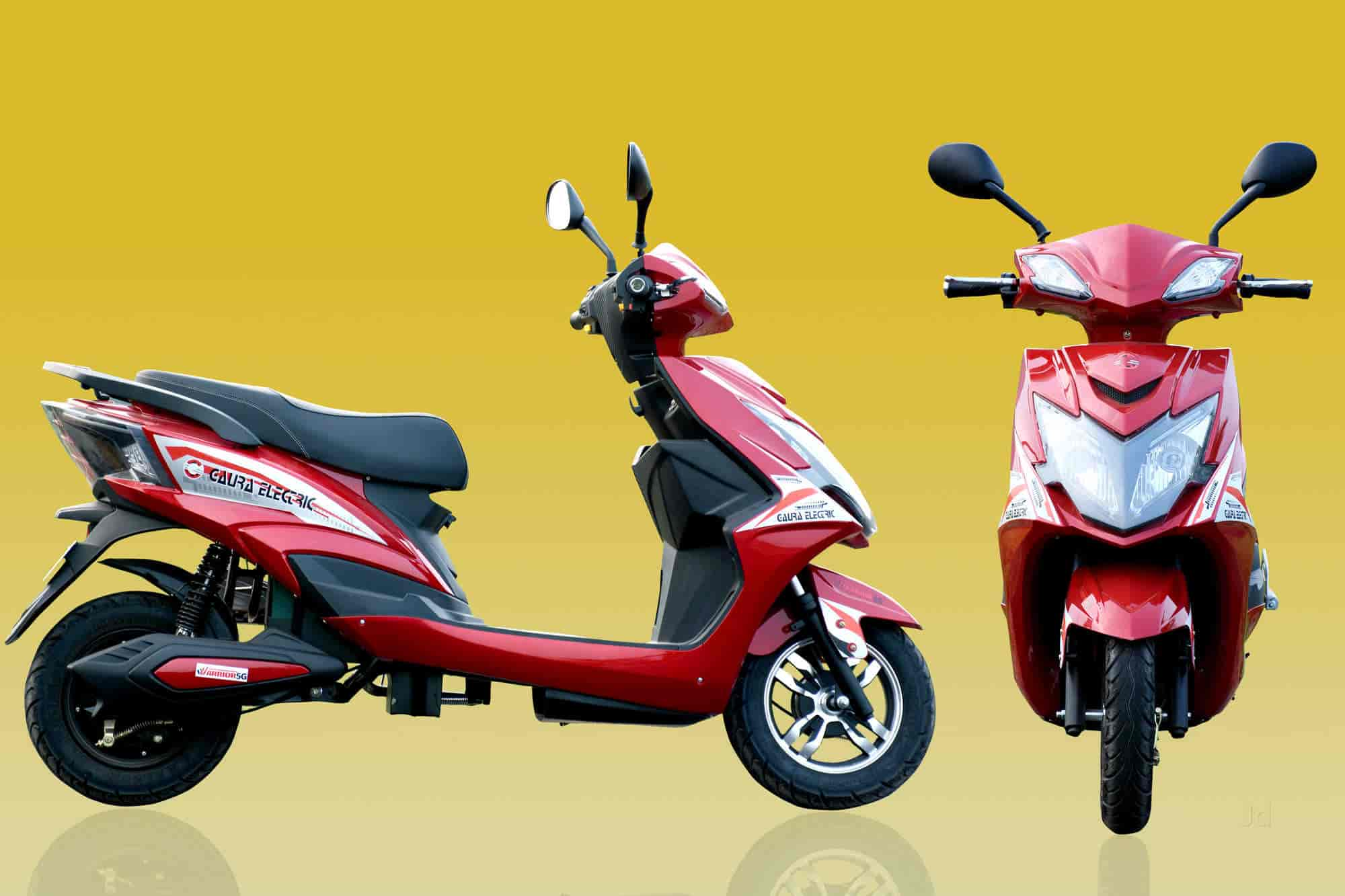 Gaura Electric Vehicles, Singanallur - Battery Operated Scooter