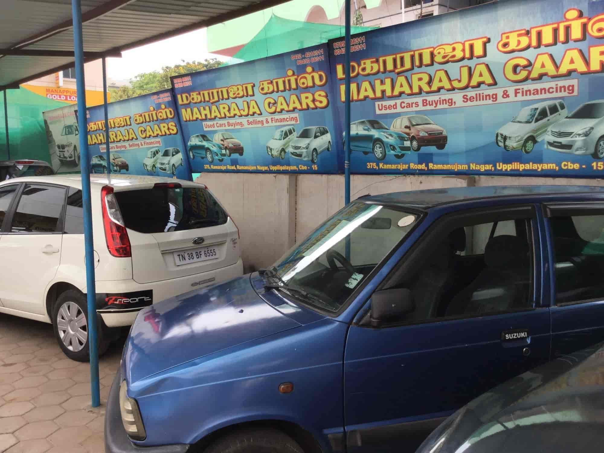 Maharaja Caars Uppilipalayam Maharaja Cars Second Hand Car