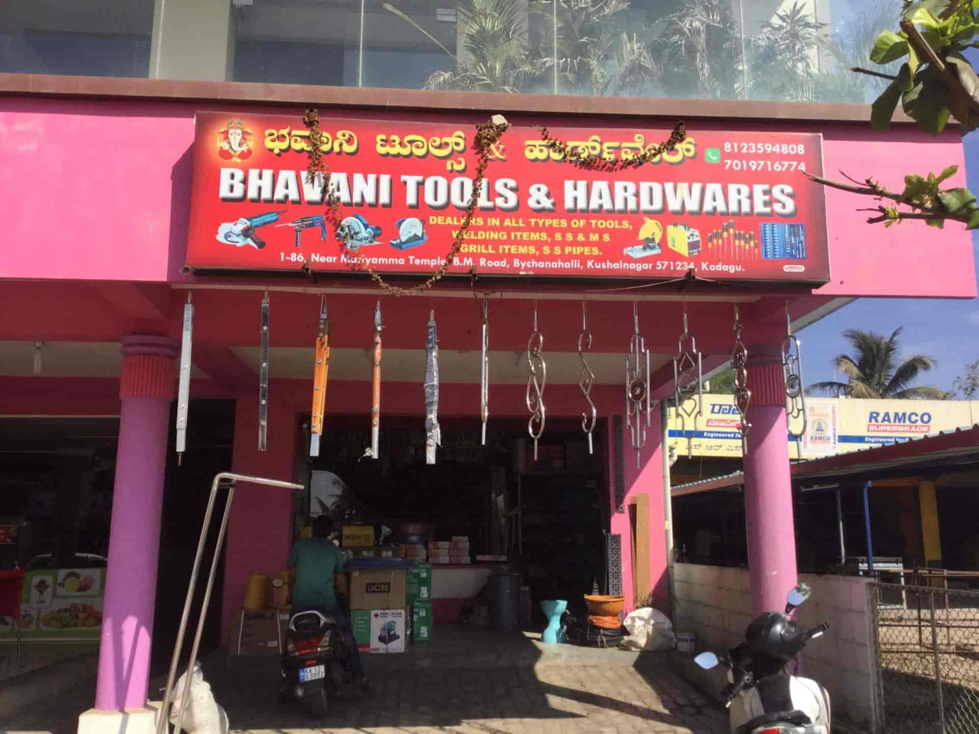 Bhavani Power Tools And Hardware, Kushalnagar - Stainless