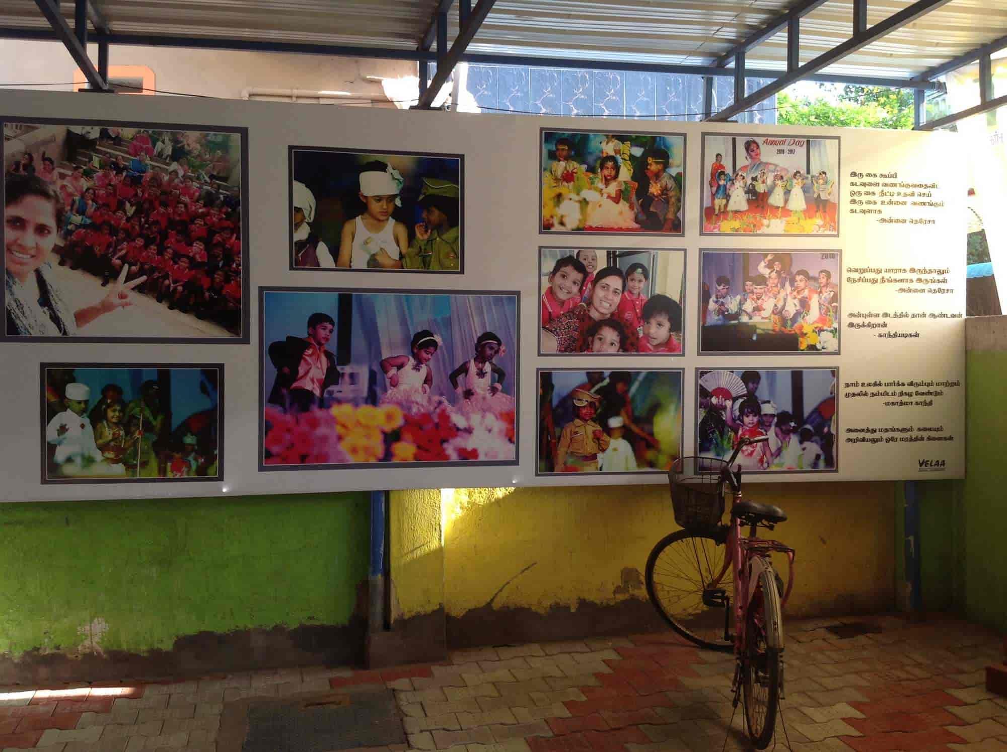Cambridge Nursery Primary School Photos Semmandalam Cuddalore Schools