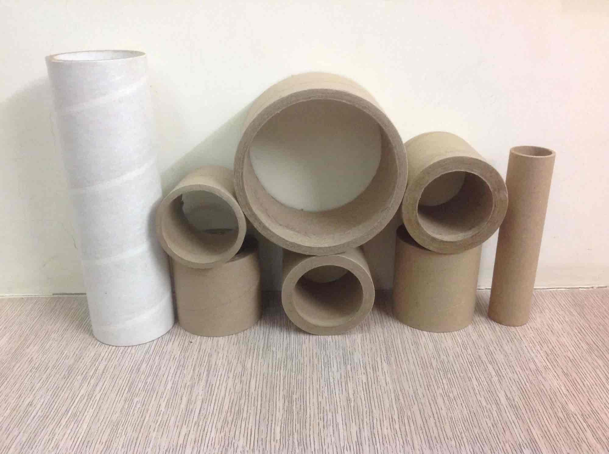 Agarwal Paper Tube, Kachigam - Paper Core Manufacturers in