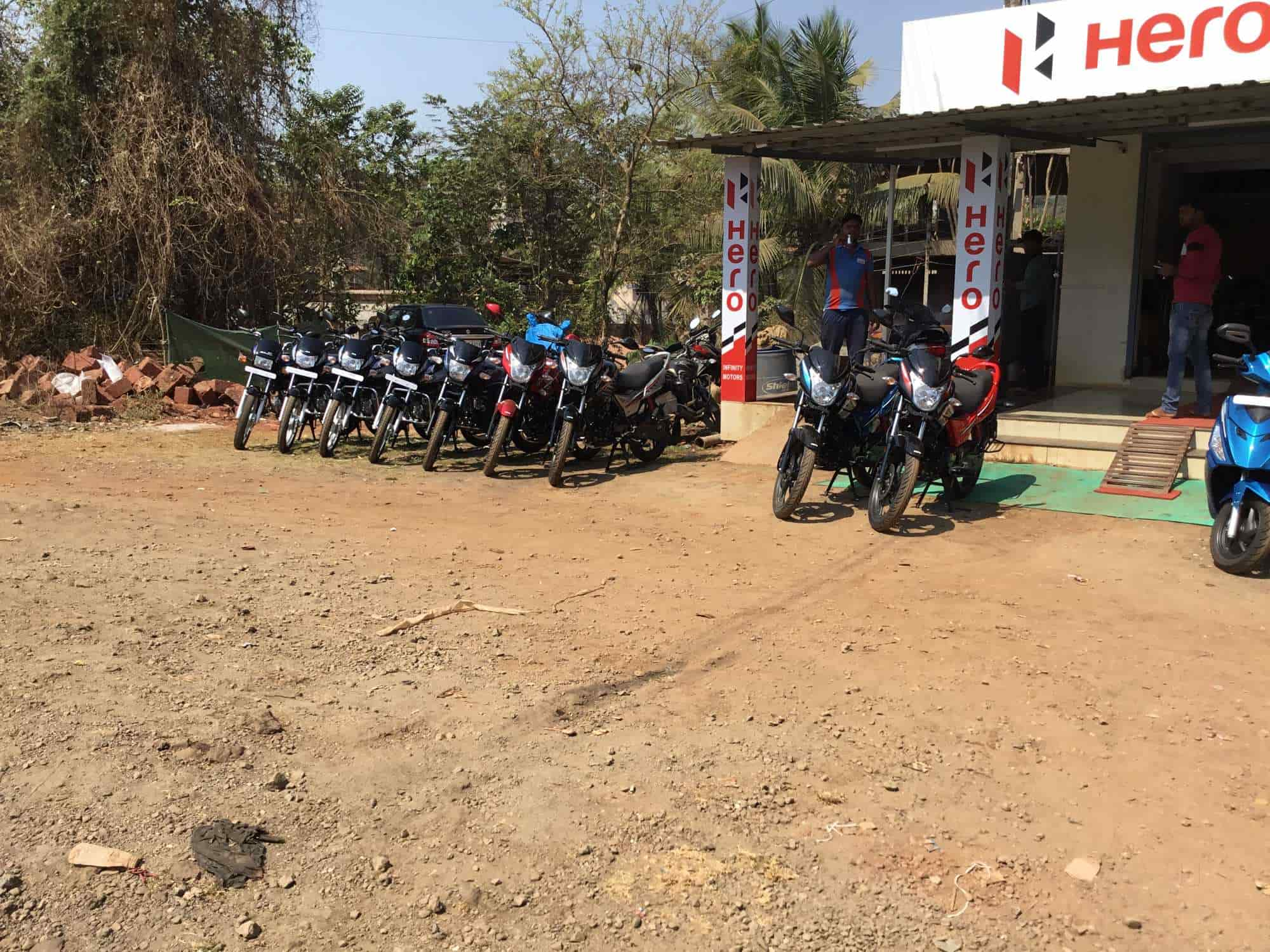 Infinity Motors, Dapoli Camp - Motorcycle Dealers in Dapoli - Justdial