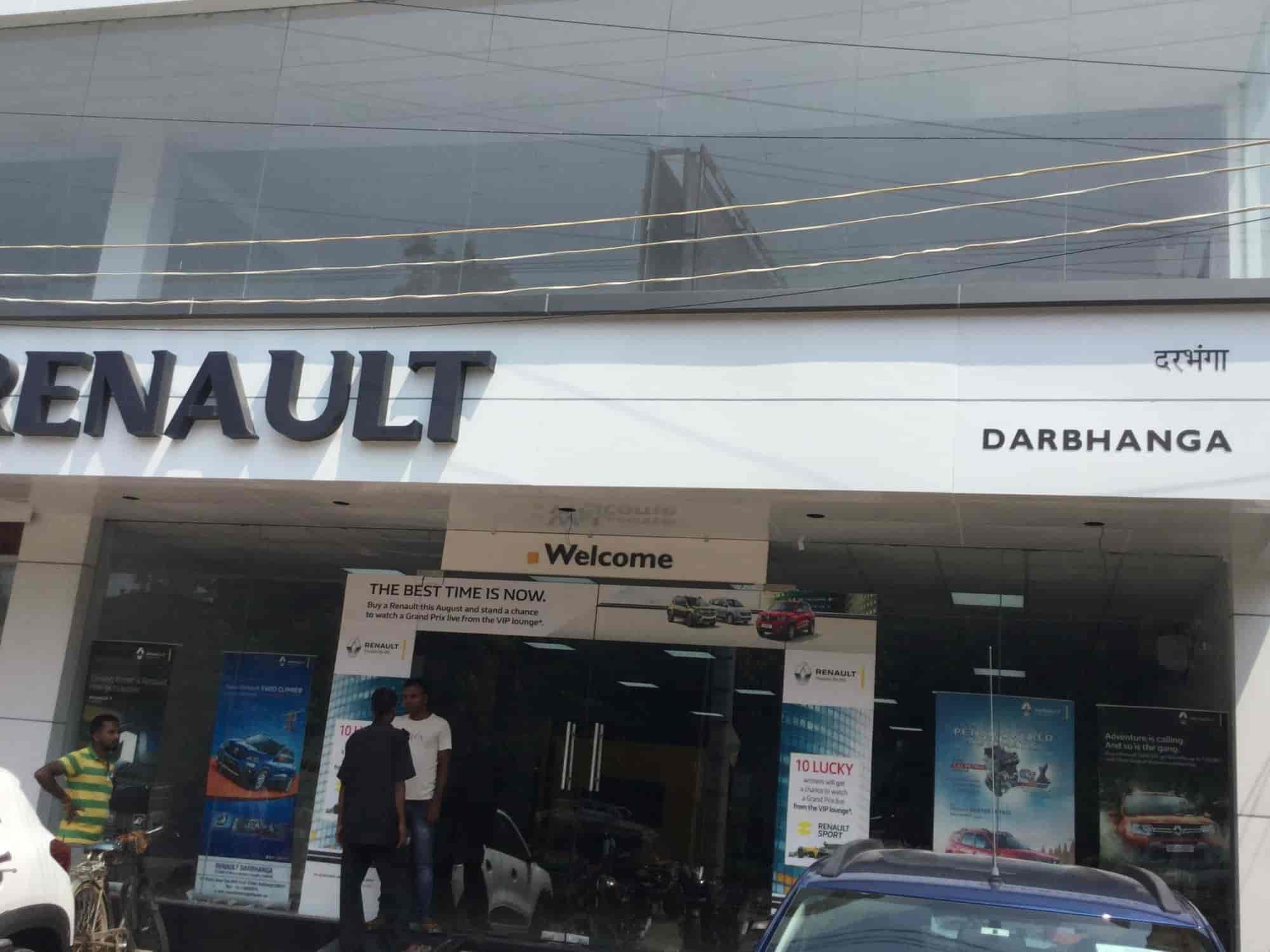 nexus motors pvt ltd - car dealers in darbhanga - justdial