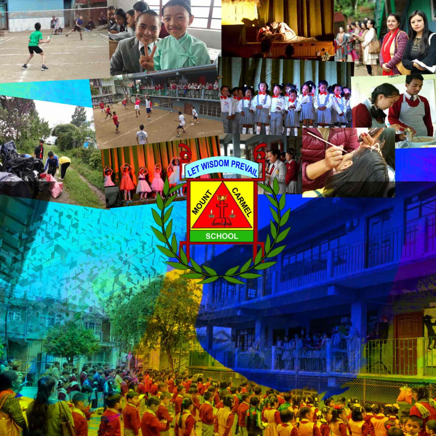 Mount Carmel School Photos, Rajbari, Darjeeling- Pictures & Images