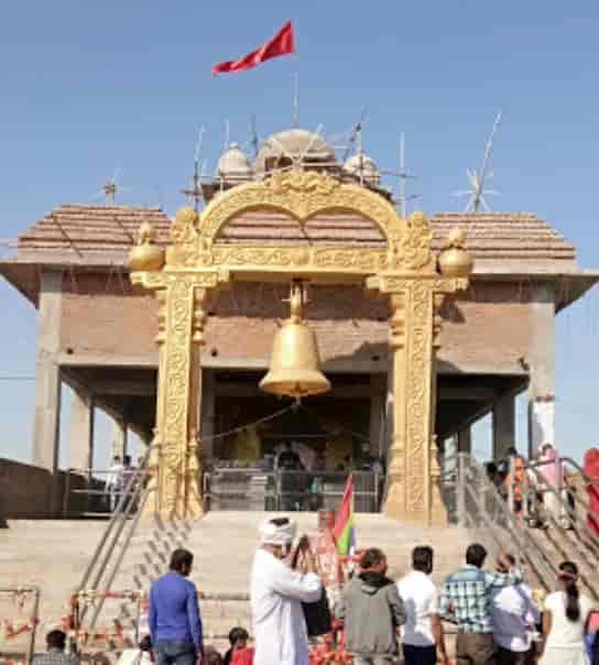 Ratan Garh Mata Temple, Shri Ratangarh Mata Road - Temples in Datia -  Justdial