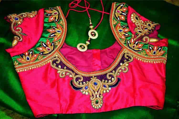 Chaya Hand Embroidery And Boutique Photos Davangere Pictures