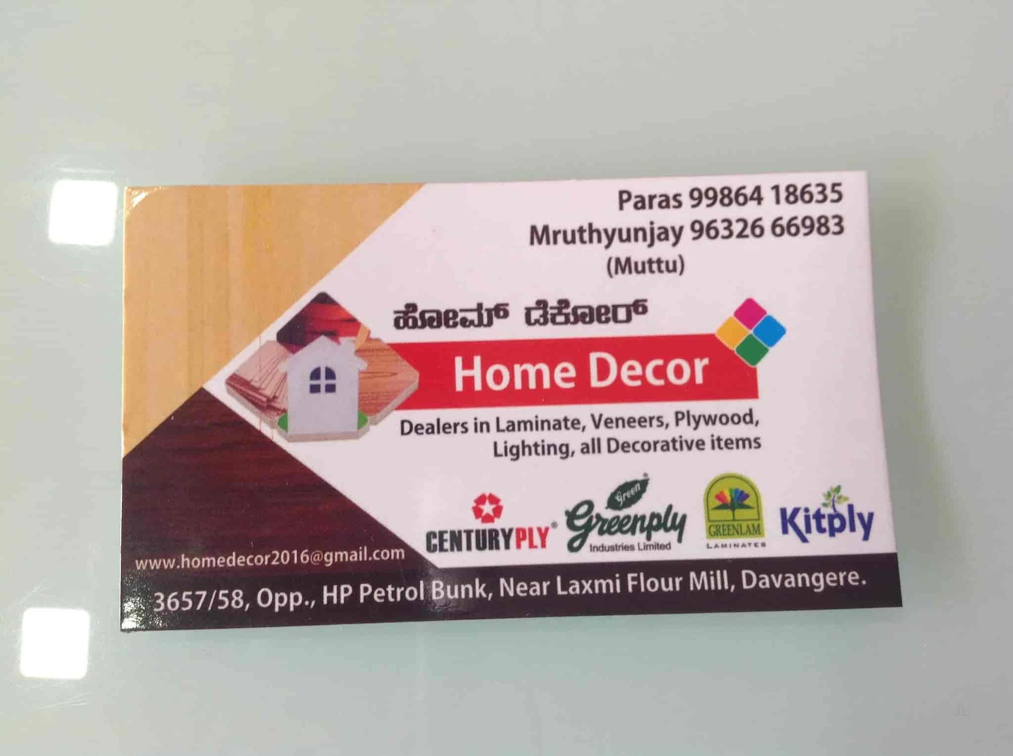 Home Decor Mcc