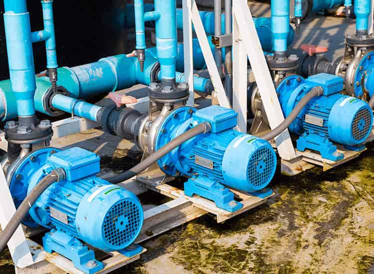 INDOVAC Pumps