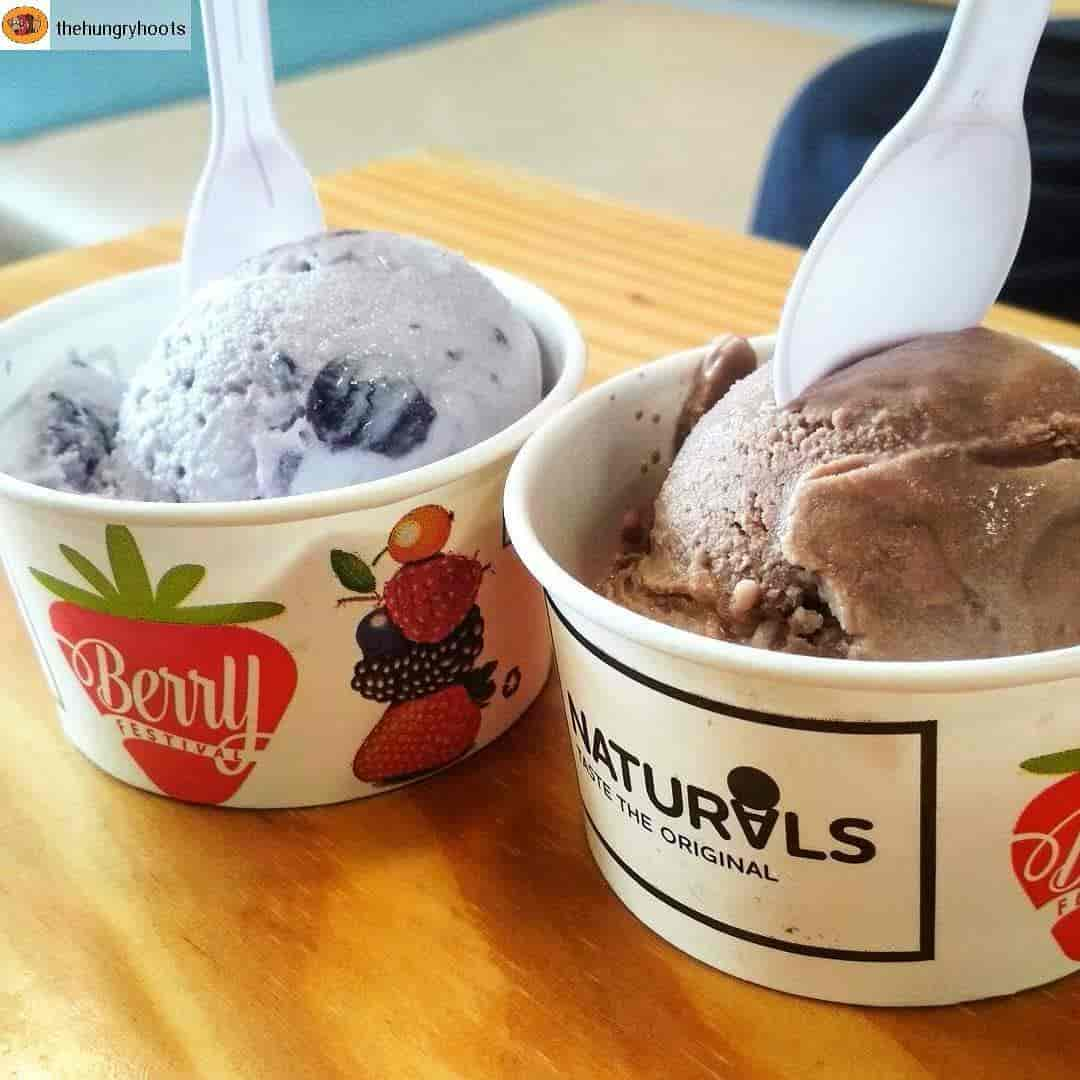 Natural Ice Cream Parlour Borivali West Mumbai Desserts