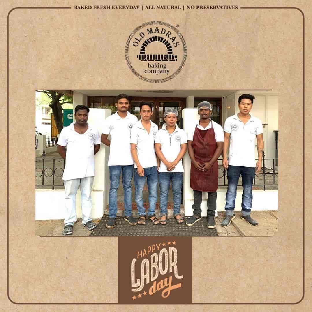 Old Madras Baking Company, Kilpauk - Bakeries in chennai