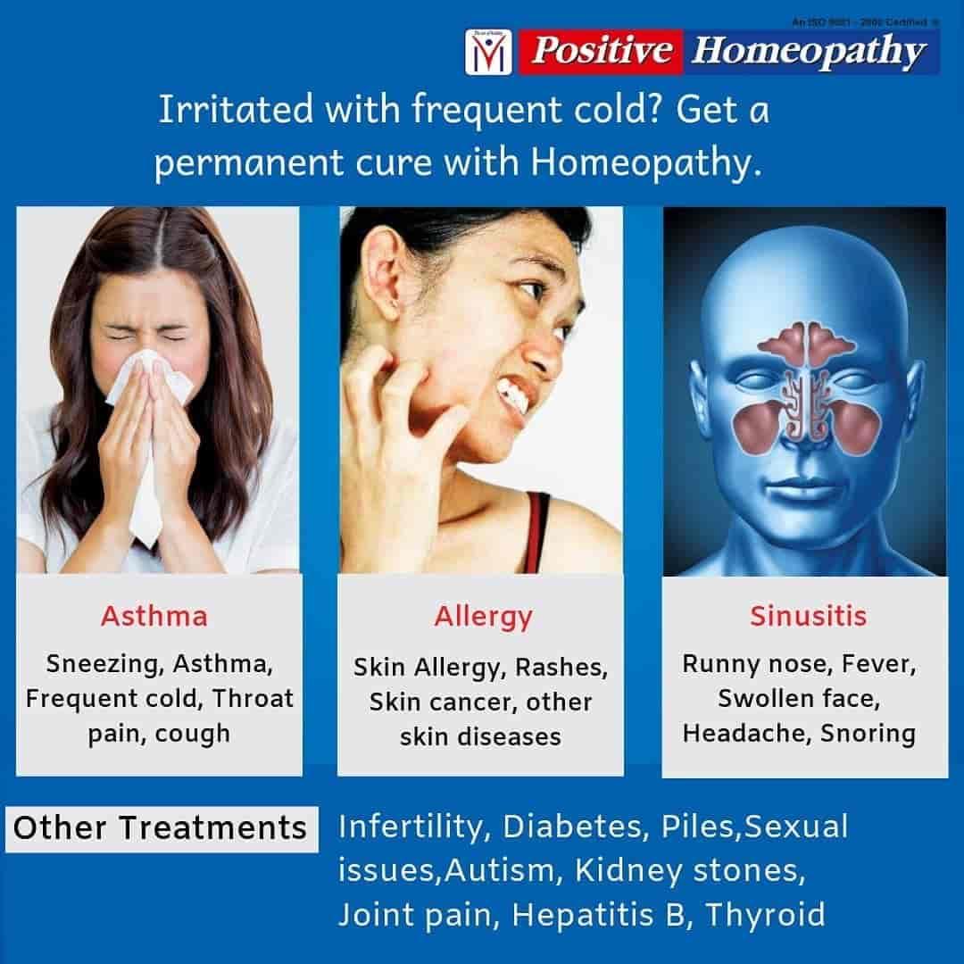 Positive Homeopathy, Shivarampet - Gynaecologist