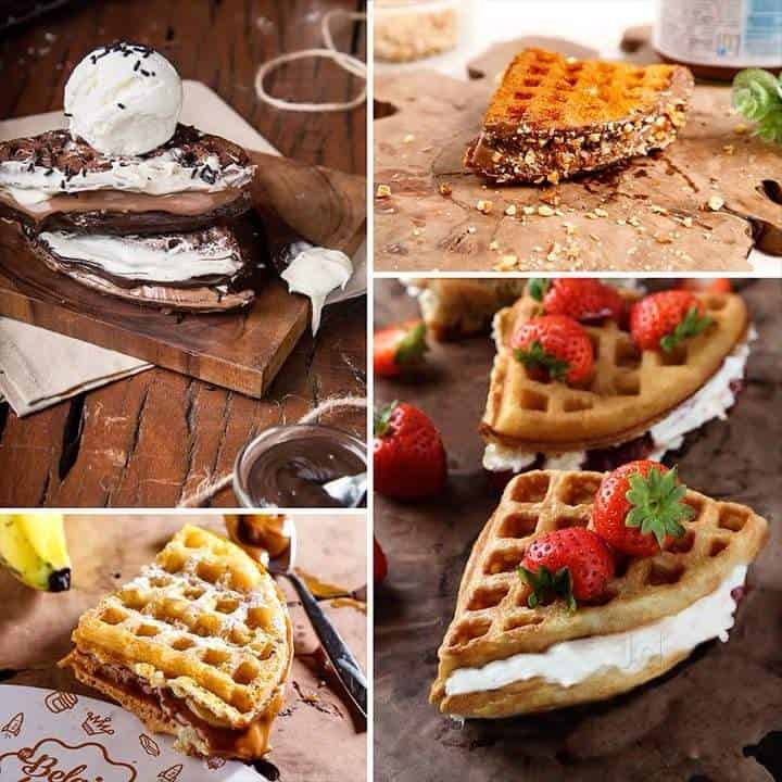 The Belgian Waffle Co, Lokhandwala Complex-andheri West, Mumbai